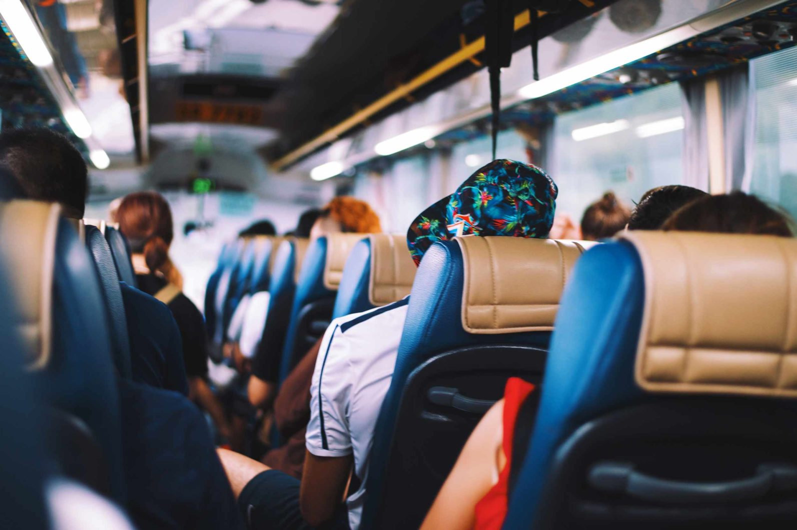 take the bus to Benodet